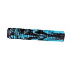 GRIPOVI FORCE BMX145, gumeni, crno-plavi